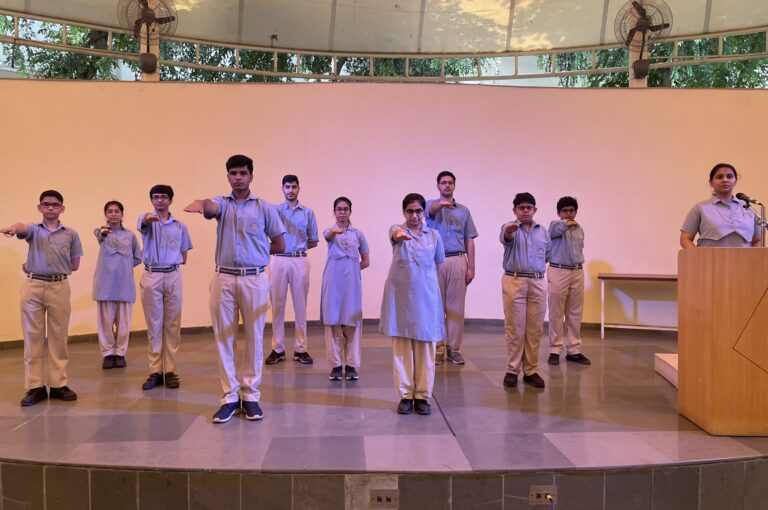 Independence Day & Investiture Ceremony – Aug 2021
